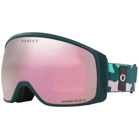 Oakley Flight Tracker XM Snow Goggles Women balsam lavender camo/prizm snow hi pink